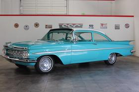 1959 Chevrolet Bel Air :9 car images available
