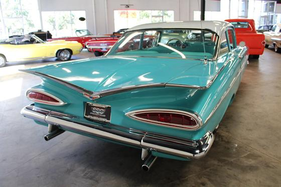 1959 Chevrolet Bel Air