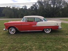 1955 Chevrolet Bel Air :21 car images available