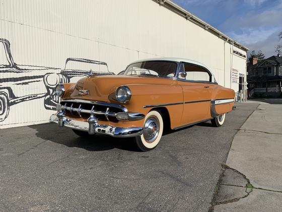 1954 Chevrolet Bel Air :9 car images available