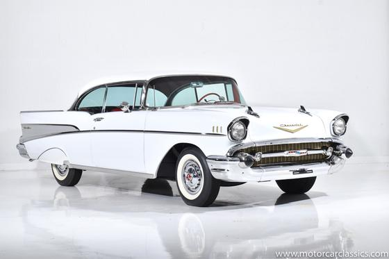 1957 Chevrolet Bel Air :24 car images available