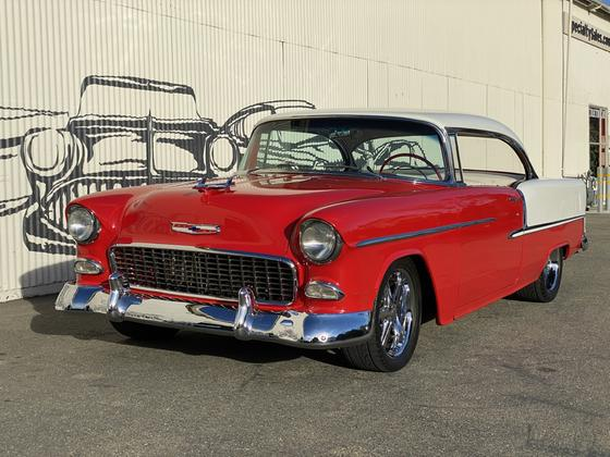 1955 Chevrolet Bel Air :12 car images available