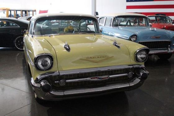 1957 Chevrolet Bel Air :22 car images available