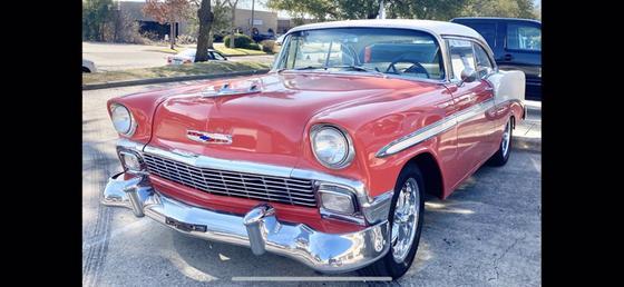 1956 Chevrolet Bel Air  : Car has generic photo