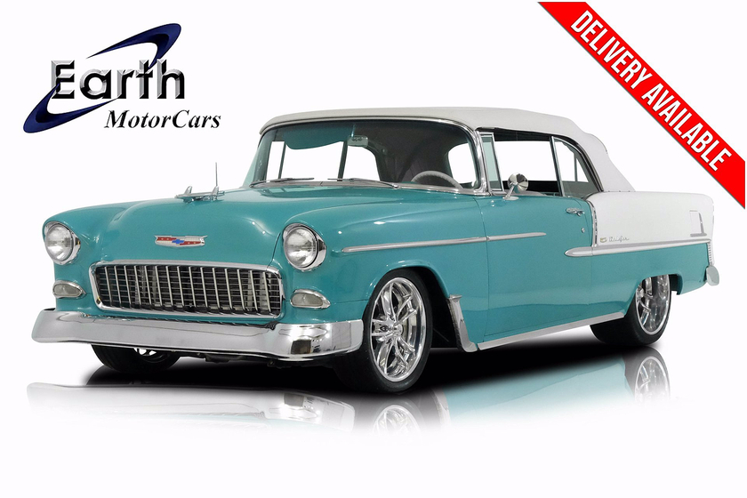 1955 Chevrolet Bel Air :24 car images available