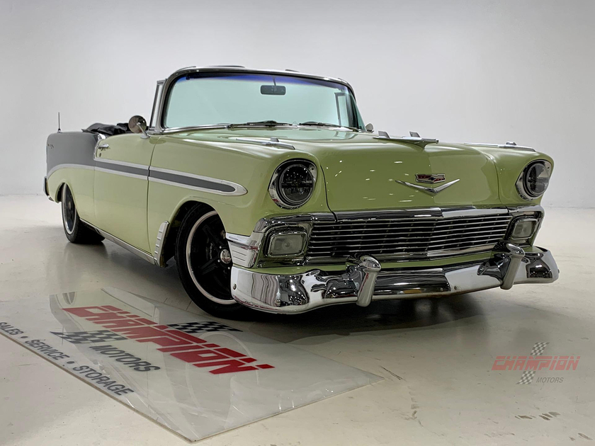 1956 Chevrolet Bel Air :24 car images available