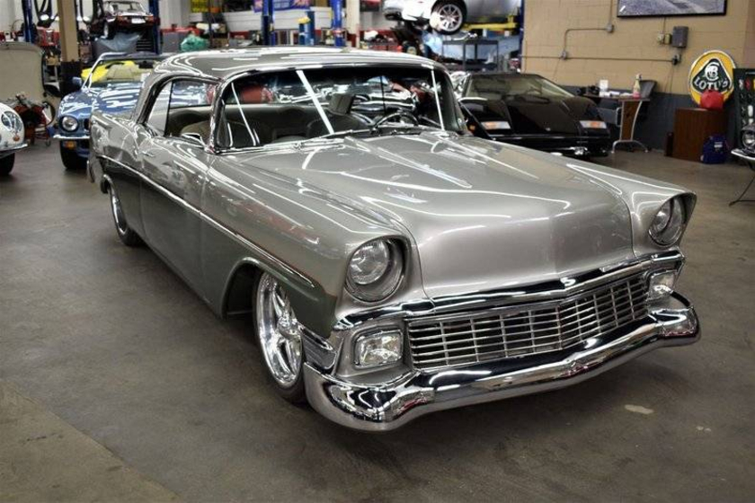1956 Chevrolet Bel Air :12 car images available
