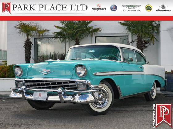 1956 Chevrolet Bel Air Hardtop:24 car images available