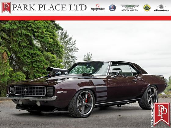 1969 Chevrolet Camaro :3 car images available