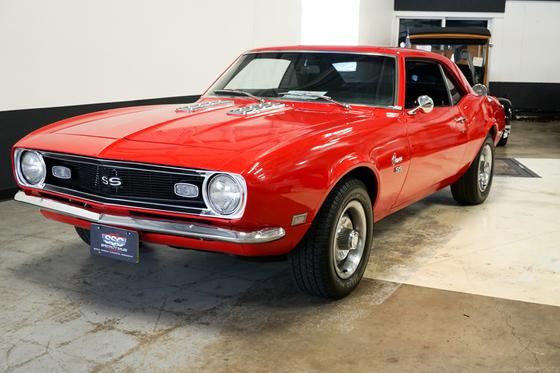 1968 Chevrolet Camaro :9 car images available