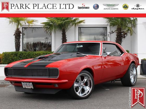 1968 Chevrolet Camaro :6 car images available