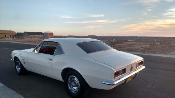 1967 Chevrolet Camaro :6 car images available