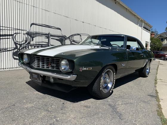 1969 Chevrolet Camaro :12 car images available