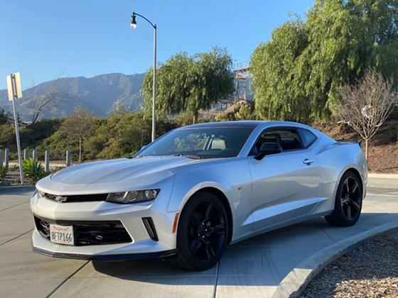 2018 Chevrolet Camaro :8 car images available