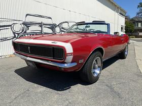 1968 Chevrolet Camaro :12 car images available