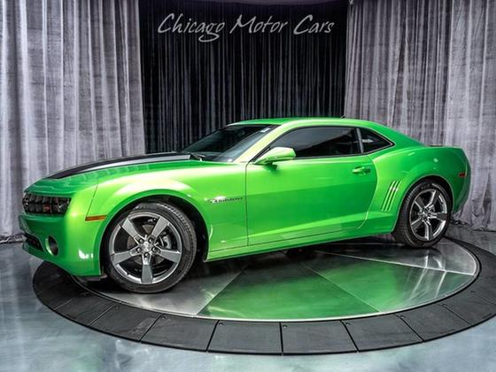 2011 Chevrolet Camaro 1LT:24 car images available