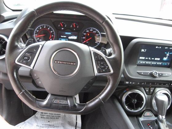 2017 Chevrolet Camaro 1LT