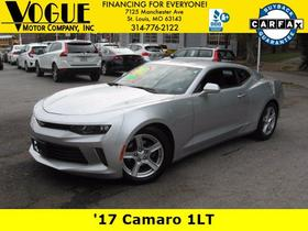 2017 Chevrolet Camaro 1LT:20 car images available