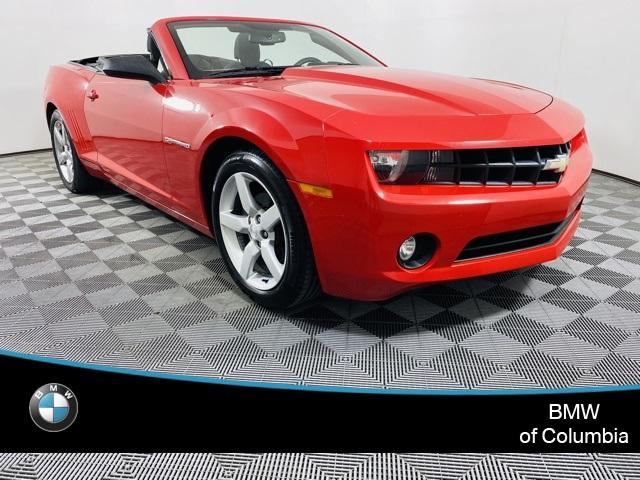 2012 Chevrolet Camaro 1LT:24 car images available