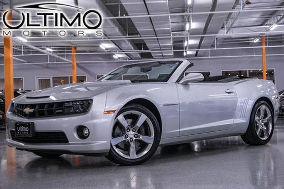 2012 Chevrolet Camaro 1SS:24 car images available