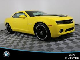 2012 Chevrolet Camaro 2LT:24 car images available