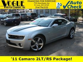 2011 Chevrolet Camaro 2LT:24 car images available