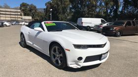 2014 Chevrolet Camaro 2LT:24 car images available