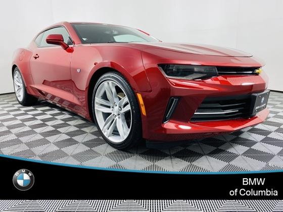 2016 Chevrolet Camaro 2LT:24 car images available