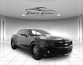 2011 Chevrolet Camaro 2SS:24 car images available
