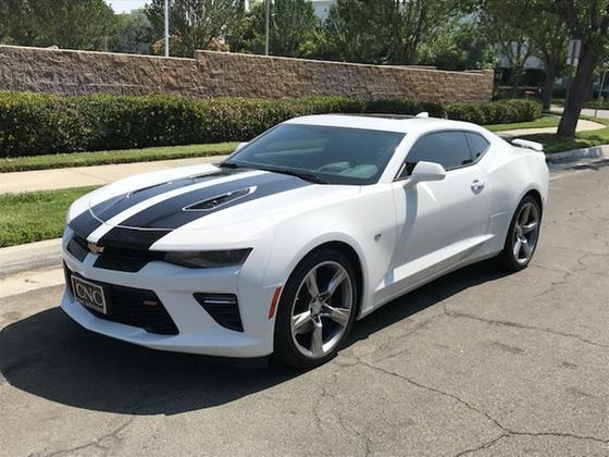 2016 Chevrolet Camaro 2SS:11 car images available