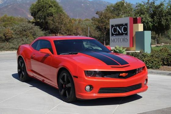 2010 Chevrolet Camaro 2SS:24 car images available
