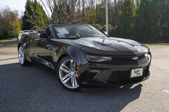 2018 Chevrolet Camaro 2SS:24 car images available