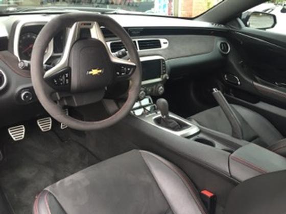 2014 Chevrolet Camaro Hennessey HPE700
