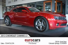 2013 Chevrolet Camaro LT:24 car images available