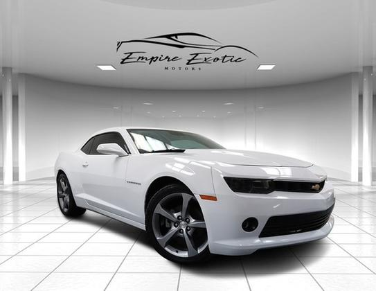 2014 Chevrolet Camaro LT:24 car images available