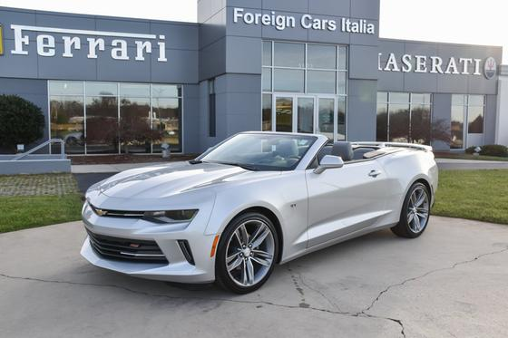 2017 Chevrolet Camaro LT:24 car images available