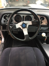 1976 Chevrolet Camaro LT