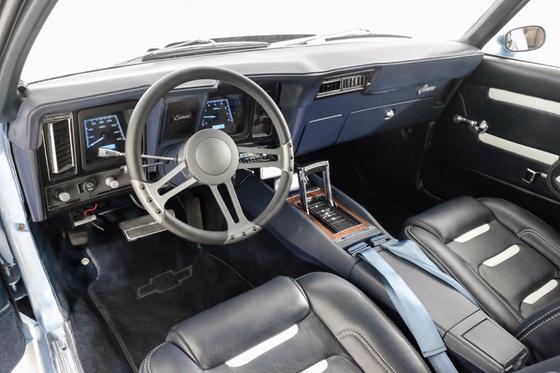 1969 Chevrolet Camaro LT