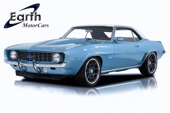 1969 Chevrolet Camaro LT:24 car images available