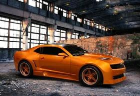 2011 Chevrolet Camaro RS/SS:5 car images available