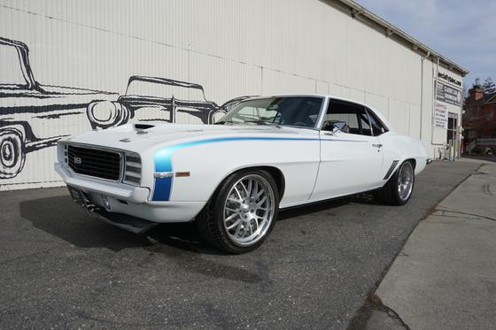 1969 Chevrolet Camaro RS/SS:9 car images available