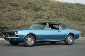 1967 Chevrolet Camaro RS/SS:9 car images available