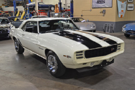 1968 Chevrolet Camaro RS:24 car images available