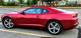 2012 Chevrolet Camaro RS : Car has generic photo