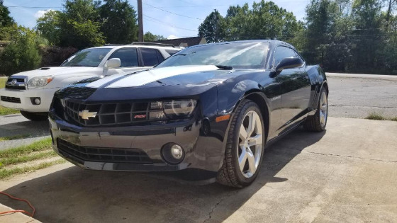 2010 Chevrolet Camaro RS:7 car images available