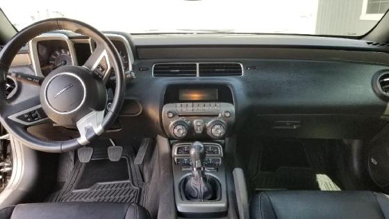 2010 Chevrolet Camaro RS