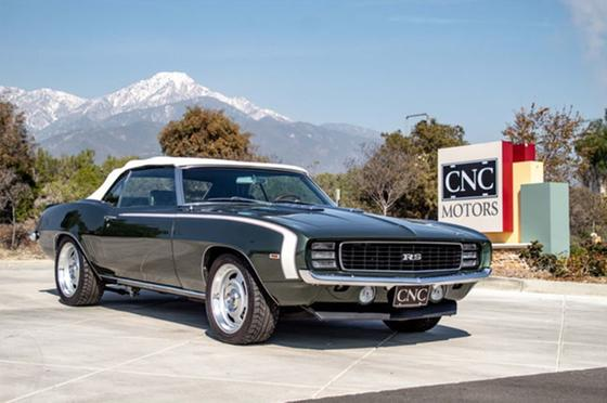 1969 Chevrolet Camaro RS:24 car images available