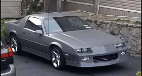 1989 Chevrolet Camaro RS:6 car images available