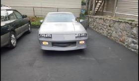 1989 Chevrolet Camaro RS