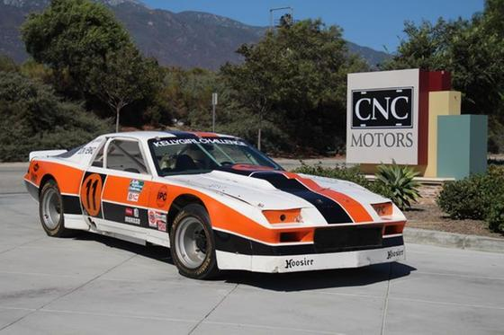 1983 Chevrolet Camaro Race Car:24 car images available